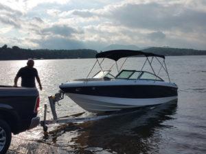 Maritime prep-boat