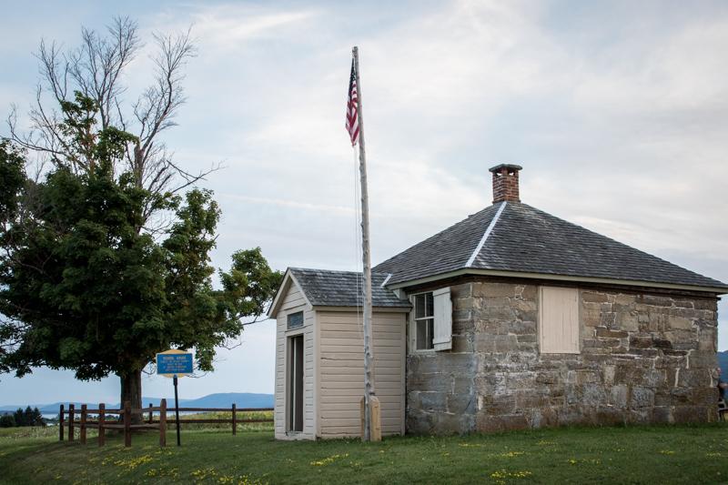Westport NY Schoolhouse